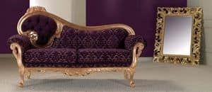 Picture of Hola, chaise-longue-classic-style