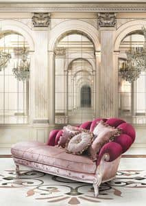 Picture of Horizon Due, luxury classic chaise longue