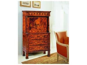Picture of 690, classic style chest of drawers