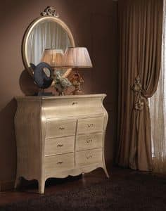 Picture of 713 CHEST OF DRAWERS, classic style chests of drawers