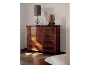 Picture of Album Chest of drawers, wooden chests of drawers