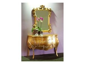 Picture of Art. 1603 Jasmine, hand-worked sideboards