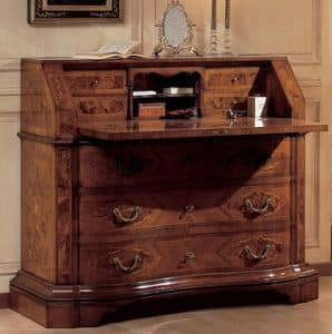 Picture of Art. 2080, wooden sideboard with antique finish