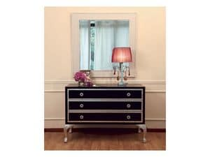 Picture of Art. 2230B Silvia, wooden chest of drawers