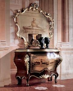 Picture of Art. 4551, hand-worked sideboard