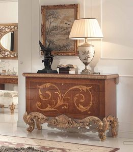 Art. 830/D, Classic chest of drawers, handcrafted