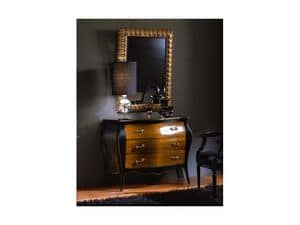Picture of Bent classic chest of drawers, hand-carved sideboard
