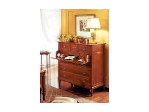 Picture of Classical chest of drawers Direttorio high, luxury classic furniture