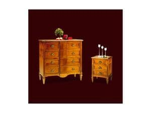 Picture of Classical chest of drawers, sideboard