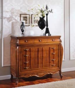 Picture of OLIMPIA B / Chest of Drawers, classic style units with drawers
