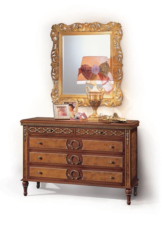 ParadiseDue, Bedroom furniture, classic dresser