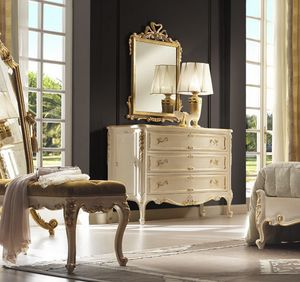 R45 / chest of drawers, Chest of drawers with harmonious elegance