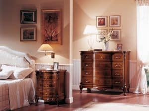 Picture of ROYAL NOCE / Chest of drawers, bedroom cabinets