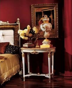 Angeli side table 837, Luxury classic side table