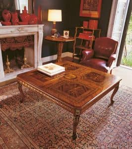 Picture of Art. 1178, hand decorated tables