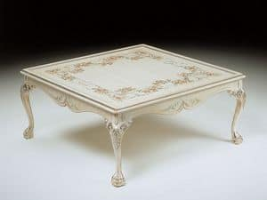 Picture of Art. 320/WD, hand decorated luxury small tables