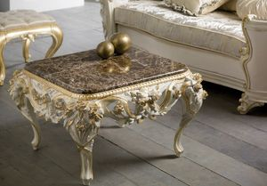 Art. 4088, Coffee table for classic style sitting rooms