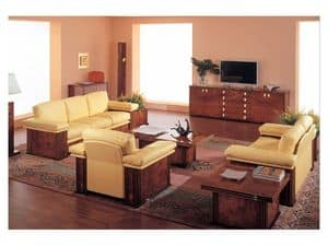 Picture of Falcon Sofa, buttoned armchairs