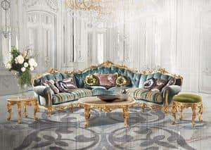 Saint Germain A/2714, Classic luxury center table