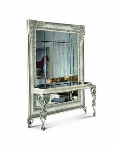 4044AB, Classical mirror with console table