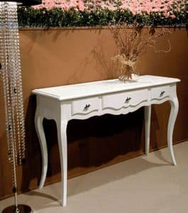 Art. 1783 Carmen, Wooden console for classic entrance