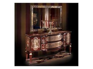 Picture of Art. 5786, wooden consoles