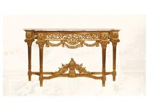 Picture of Console art. 217/b special, carved furniture