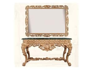 Picture of Console art. 249, classic luxury entrance furniture
