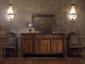 Picture of 1700, sideboard in wood