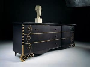 Picture of 6_rokko_60, sideboard with drawers