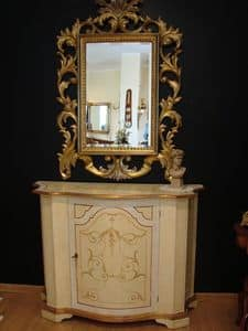 Picture of Art. 2020, classic style living room cabinets