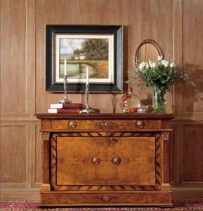 Art. 527/C2, Sideboard with 2 doors, classic style