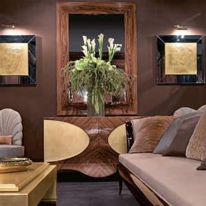 Ebony Dining Table For Luxury Living Room Idfdesign