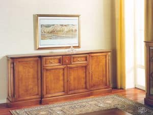 Picture of Impero Sideboard, wooden sideboards