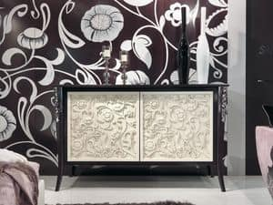 Picture of Saraya Sideboard, classic style living room furniture