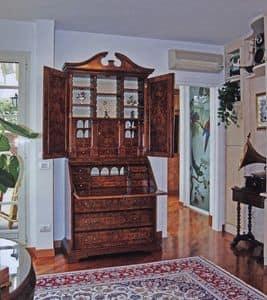 Picture of Trumeau, sideboards in wood
