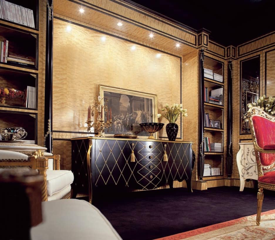Boiserie imperial 1 by Elledue Arredamenti Srl Similar