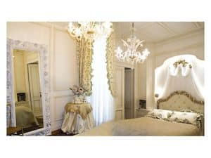 Picture of Bedroom Boiserie 2, decorative wall panel