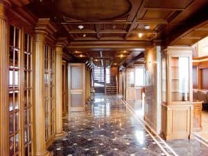 Picture of Boardroom, luxury classic woodwork