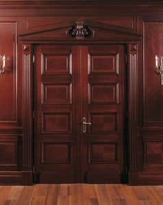 Picture of Boiserie imperial 2, wooden panelling