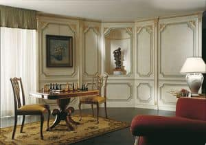 Picture of Boiserie odessa, wood panelling