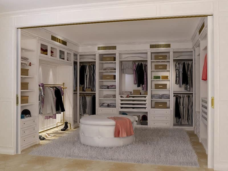 Remarkable Walk-In Closet Design for Women 800 x 600 · 103 kB · jpeg