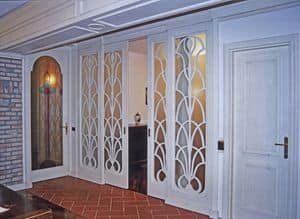 Picture of Ramage Doors, classic style woodwork