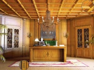 Picture of Wooden ceiling Delfi, decorative wall panels