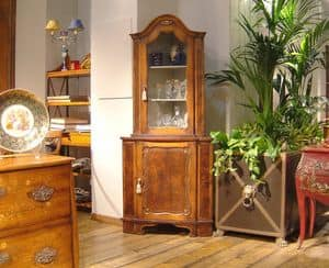 Picture of 440, hand decorated display cabinet