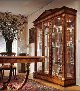 Art. 525/3, Display cabinet for dining rooms and living rooms, classic style
