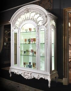 Picture of Art. 701, glass door cabinet