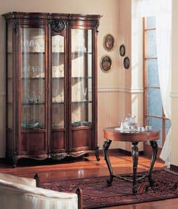 Art. 951, Hand decorated display cabinet, for dining room