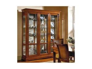 Picture of Classical showcase Adelaide, luxury comparment cabinet