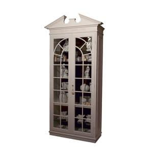 Picture of Display cabinet Boiserie Collection, glass showcase
